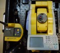 Topcon IS-201 Total Station With FC-250 Controller and Robotic Kit RC-4