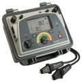 Megger DLRO10HD + KC1-TL3-C - DLRO10HD Digital Low Resistance Ohmmeter, 10A with Kelvin Clip 3m Test Leads