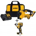 DEWALT 20-Volt MAX Lithium-Ion Cordless Threaded Rod Cutter with Free Impact Driver